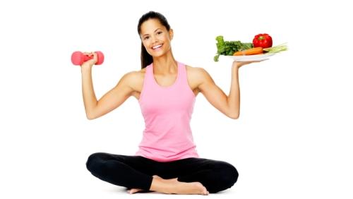 Healthy balance = Healthy life